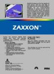 Atari 5200 - Zaxxon (back)