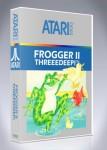 Atari 5200 - Frogger II: ThreeeDeep!