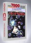 Atari 7800 - Asteroids