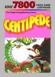 Atari 7800 - Centipede (front)