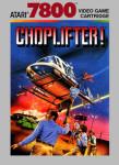 Atari 7800 - Choplifter (front)