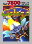 Atari 7800 - Galaga (front)