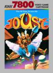 Atari 7800 - Joust (front)