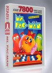 Atari 7800 - Ms. Pac-Man