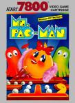 Atari 7800 - Ms. Pac-Man (front)