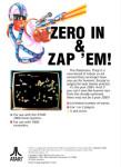 Atari 7800 - Robotron: 2084 (back)