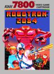 Atari 7800 - Robotron: 2084 (front)
