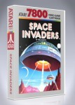 Atari 7800 - Space Invaders