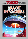 Atari 7800 - Space Invaders (front)