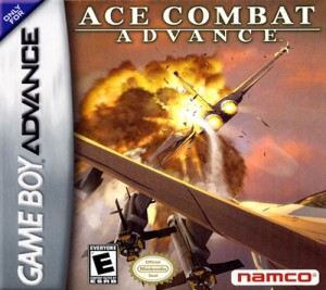 GBA - Air Combat Advance (front)