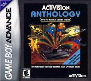 GBA - Activision Anthology (front)