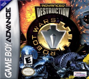 GBA - Advanced Destruction Robot Wars (front)