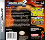 GBA - Advance Wars 2: Black Hole Rising (back)