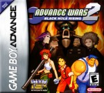 GBA - Advance Wars 2: Black Hole Rising (front)