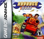 GBA - Advance Wars (front)