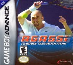 GBA - Agassi Tennis Generation (front)