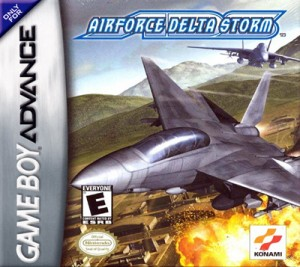 GBA - Air Force Delta Storm (front)
