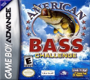 GBA - American Bass Challenge (front)