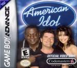 GBA - American Idol (front)