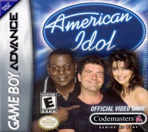 GBA - American Idol (front)