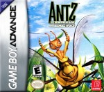 GBA - Antz Extreme Racing (front)