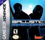 GBA - Ballistic: Ecks vs Sever (front)