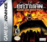 GBA - Batman: Rise of Sin Tzu (front)