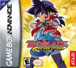 GBA - Beyblade G Revolution (front)