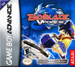 GBA - Beyblade V Force (front)
