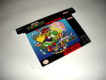SNES - Brutal Mario World Game Box