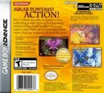 GBA - Boktai 2: Solar Boy Django (back)