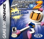 GBA - Bomberman Max 2: Blue Advance (front)