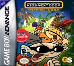 GBA - Codename: Kids Next Door, Operation: S.O.D.A. (front)