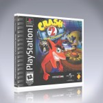 PS1 - Crash Bandicoot 2