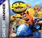 GBA - Crash Nitro Kart (front)
