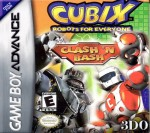 GBA - Cubix Robots for Everyone: Clash 'N Bash (front)