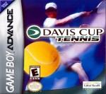 GBA - Davis Cup Tennis (front)