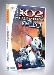 Dreamcast - 102 Dalmations: Puppies to the Rescue, Disney's