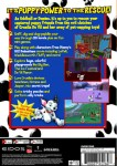Dreamcast - 102 Dalmations: Puppies to the Rescue, Disney's (back)