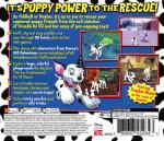 Sega Dreamcast - 102 Dalmatians: Puppies to the Rescue (back)
