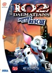 Dreamcast - 102 Dalmations: Puppies to the Rescue, Disney's (front)