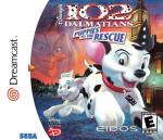 Sega Dreamcast - 102 Dalmatians: Puppies to the Rescue (front)
