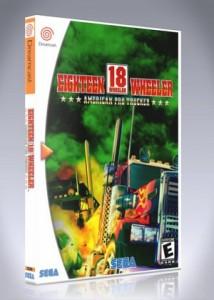 Dreamcast - 18 Wheeler