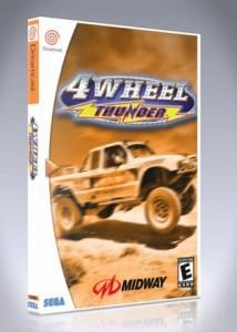 Dreamcast - 4 Wheel Thunder