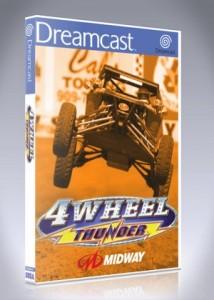 Sega Dreamcast - 4 Wheel Thunder