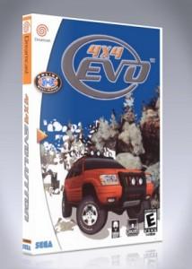 Dreamcast - 4x4 Evolution