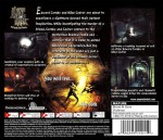 Sega Dreamcast - Alone in the Dark: The New Nightmare (back)