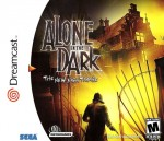 Sega Dreamcast - Alone in the Dark: The New Nightmare (front)
