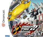 Sega Dreamcast - Crazy Taxi 2 (front)