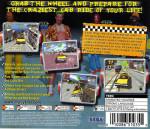 Dreamcast - Crazy Taxi (back)
